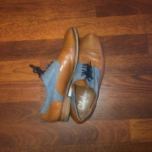 Cole Haan Shoes - Cole Haan 2-tone Oxfords